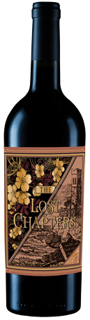 The Lost Chapters Napa Cabernet 750ml