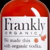 Frankly Organic Strawberry Vodka