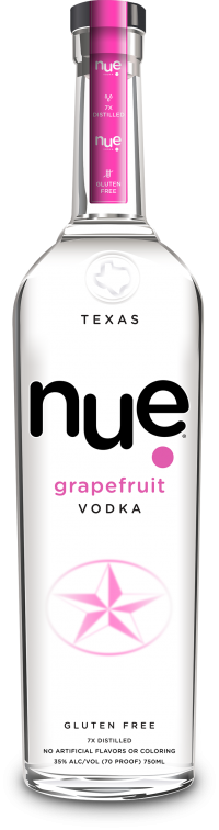 Nue Grapefruit Vodka