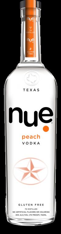 Nue Peach Vodka