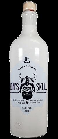 Dansk Mjod Odins Skull