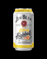 Jim Beam Citrus Highball