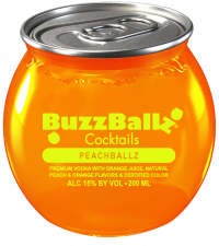 Buzzballz Peachballz