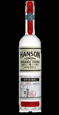 Hanson of Sonoma Organic Original VodkaHanson of Sonoma Organic Original Vodka