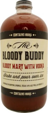Bloody Buddy Bloody Mary with Vodka 1L