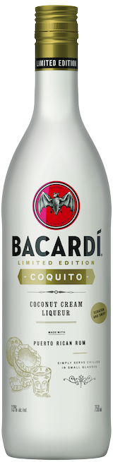 Bacardi coquito