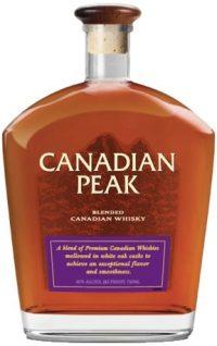Canadian Peak Blended Canadian Whisky