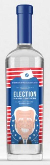 Election Biden Blueberry Vodka 750ml