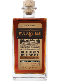 Woodinville Bourbon Single Barrel Select