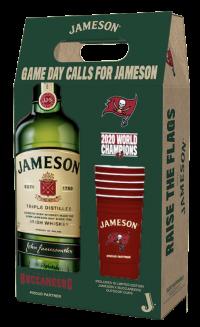Jameson Buccaneers Party Pack