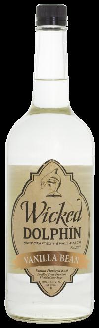 Wicked Dolphin Vanilla Bean Rum