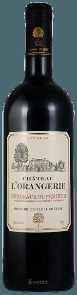 Chateau L' Orangerie Bordeaux Superieur 750ml