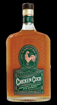 Chicken Cock Kentucky Straight Rye 750ml