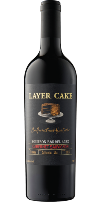Layer Cake Bourbon Barrel Aged Cabernet