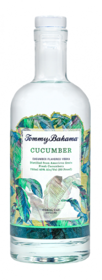 Tommy Bahama Cucumber Vodka
