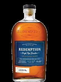 Redemption High Rye Bourbon Single Barrel Select