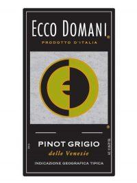 Ecco Domani Pinot Grigio 3pk