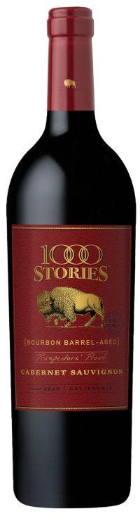 1000 Stories Bourbon Barrel Aged Cabernet