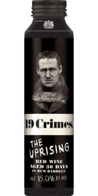 19 Crimes The Uprising Red Aluminum