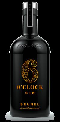 6 Oclock Brunel Gin