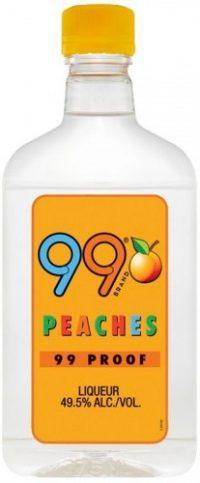 99 Peaches 375ml