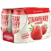 Abita Strawberry Lager 12oz 6pk cn