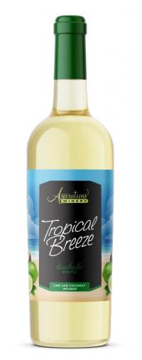 Aspirations Tropical Breeze Lime Pinot Grigio