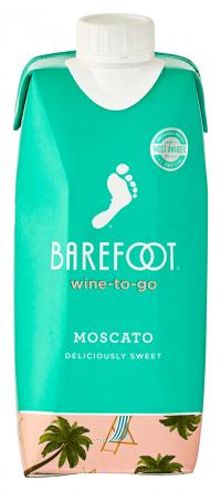 Barefoot Moscato Tetra