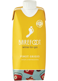 Barefoot Pinot Grigio Tetra