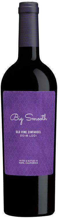 Big Smooth Cali Zinfandel 750ml