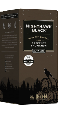 Bota Box Nighthawk Cabernet Bourbon Barrel