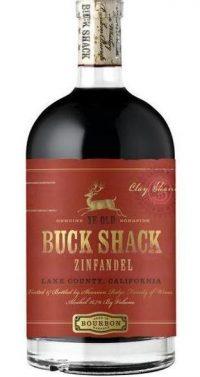 Buck Shack Bourbon Barrel Zinfandel 750ml