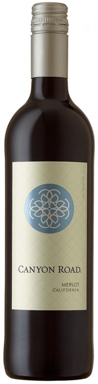 Canyon Road Wines Merlot 750ml