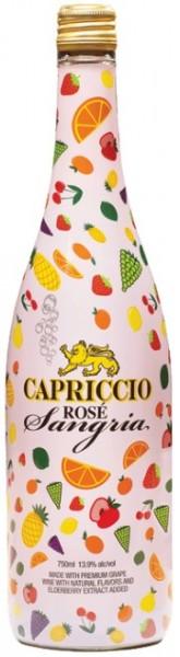 Capriccio Bubbly Rose Sangria