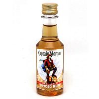 Captain Morgan Spiced Rum 50ml
