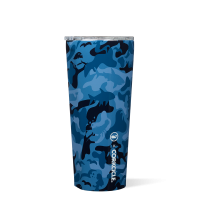 Corkcicle Tumbler Vineyard Vines Blue Camo 24oz