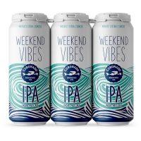 Coronado Weekend Vibes IPA 16oz 4pk Cn