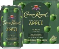 Crown Royal Washington Apple 4pk