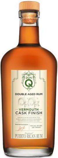 Don Q Double Cask Vermouth Finish Rum