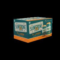 Florida Beer Sunshine State Lager