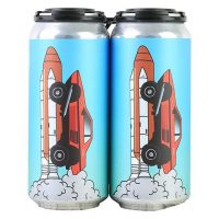 Hoof Hearted Faster Than The Future Stout 16oz 4pk Cn