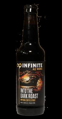 Infinite Ale Works Into The Dark Roast Stout 12oz 4pk Btl