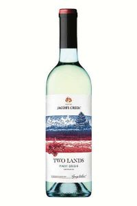 Jacobs Creek Pinot Grigio Two Lands 750ml