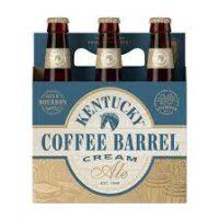 Kentucky Coffee Barrel Cream Ale