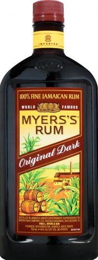 Myers Dark Rum
