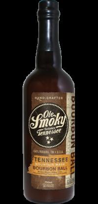 Ole Smoky Bourbon Ball