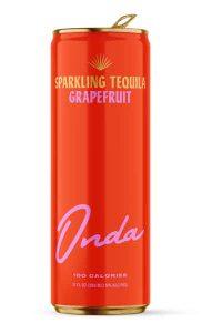 Onda Sparkling Grapefruit Tequila 4pk