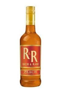 R&R Peach Whisky 750ml