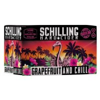 Schilling Grapefruit And Chill 12oz 6pk Cn