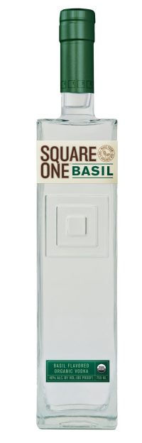 Square One Organic Basil Vodka